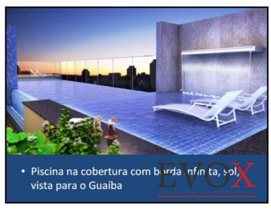 Soho Connect - Apto 2 Dorm, Camaquã, Porto Alegre (EV1082) - Foto 11
