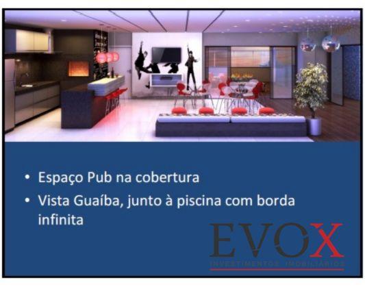 Soho Connect - Apto 2 Dorm, Camaquã, Porto Alegre (EV1082) - Foto 2