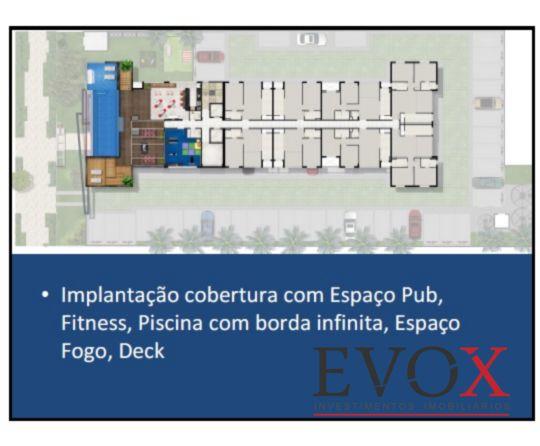 Soho Connect - Apto 2 Dorm, Camaquã, Porto Alegre (EV1082) - Foto 5