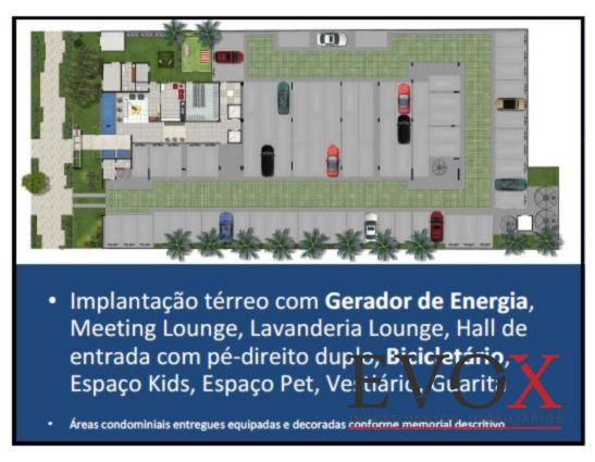 Soho Connect - Apto 2 Dorm, Camaquã, Porto Alegre (EV1082) - Foto 6