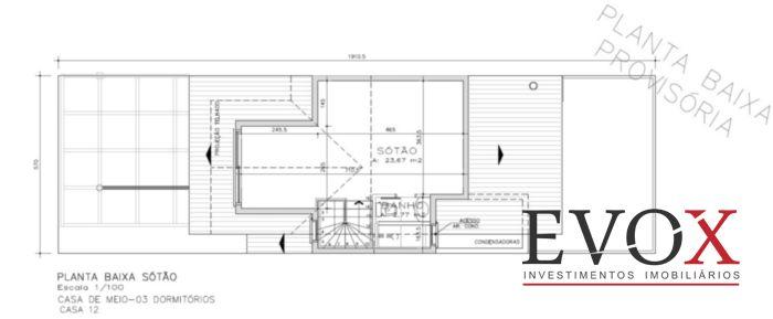 Condomínio Fechado Terrara - Casa 3 Dorm, Jardim Botânico (EV1159) - Foto 6