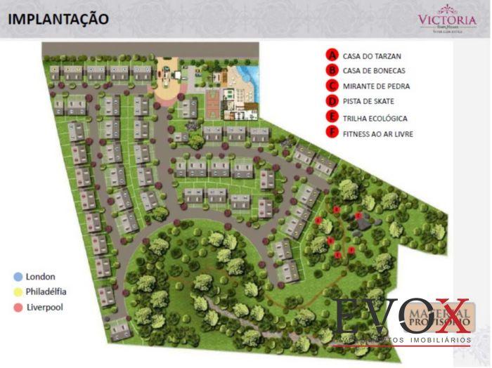 Victoria Town Houses - Casa, Agronomia, Porto Alegre (EV1186) - Foto 31