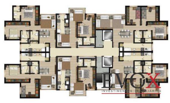 Evox Imóveis - Apto 1 Dorm, Boa Vista (EV1211) - Foto 9