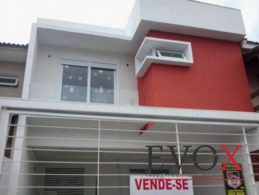 Evox Imóveis - Casa 3 Dorm, Ecoville, Porto Alegre