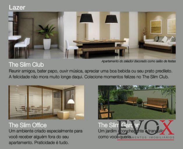 THE Slim - Apto 2 Dorm, Petrópolis, Porto Alegre (EV1315) - Foto 19