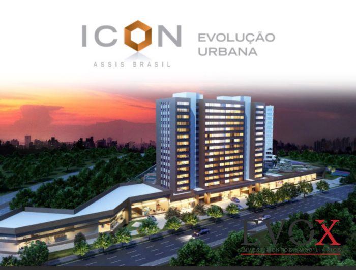 Evox Imóveis - Sala, São Sebastião, Porto Alegre