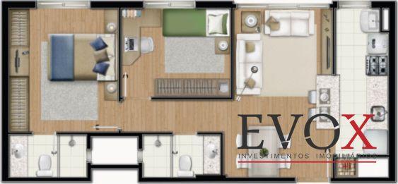 Evox Imóveis - Apto 2 Dorm, Menino Deus (EV1431) - Foto 10