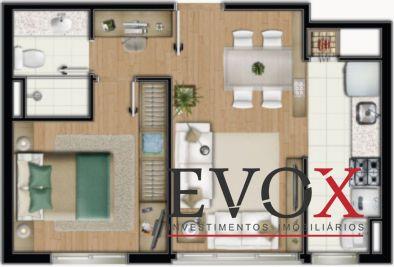 Evox Imóveis - Apto 2 Dorm, Menino Deus (EV1431) - Foto 9