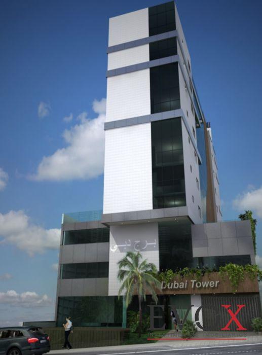Dubai Tower - Apto 1 Dorm, São João, Porto Alegre (EV1445) - Foto 2