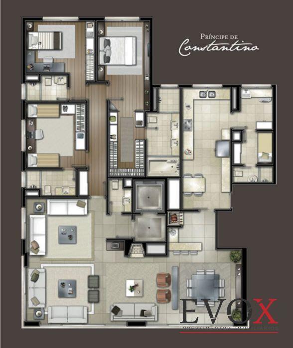 Evox Imóveis - Cobertura 3 Dorm, Rio Branco - Foto 10