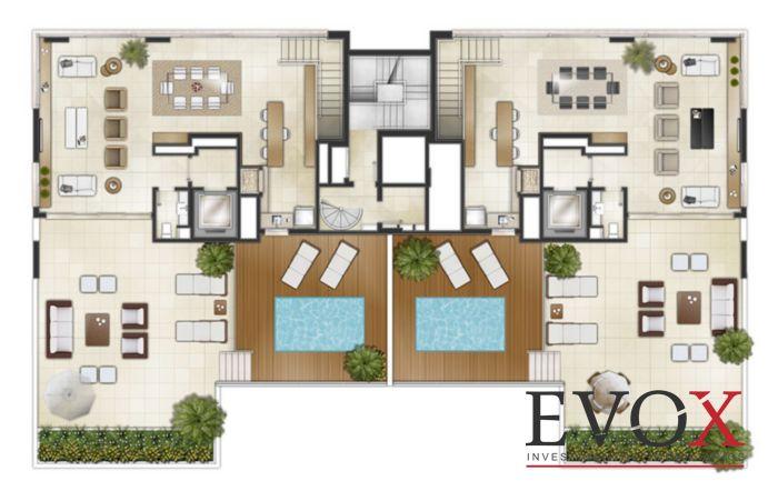Evox Imóveis - Cobertura 3 Dorm, Rio Branco - Foto 11