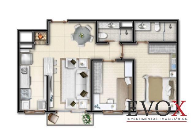 Vida Viva Clube Iguatemi - 72m² - Apto 3 Dorm, Jardim Itu Sabará - Foto 2