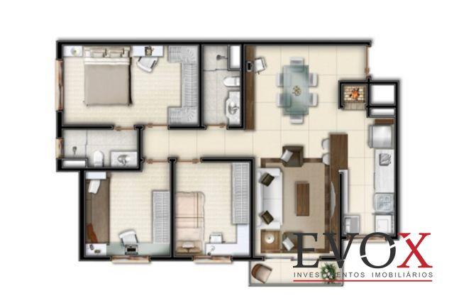 Vida Viva Clube Iguatemi - 72m² - Apto 3 Dorm, Jardim Itu Sabará - Foto 4