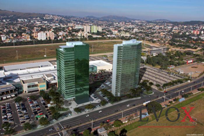 Diamond Tower - Sala, Cristal, Porto Alegre (EV1783)