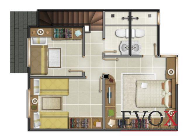 Casa 3 Dorm, Hípica, Porto Alegre (EV1819) - Foto 14