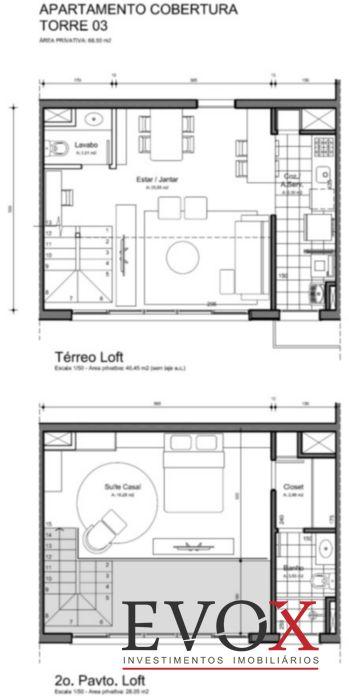FWD Design Residence - Apto 1 Dorm, Jardim Botânico, Porto Alegre - Foto 10