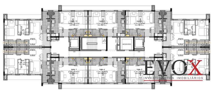 FWD Design Residence - Apto 1 Dorm, Jardim Botânico, Porto Alegre - Foto 12