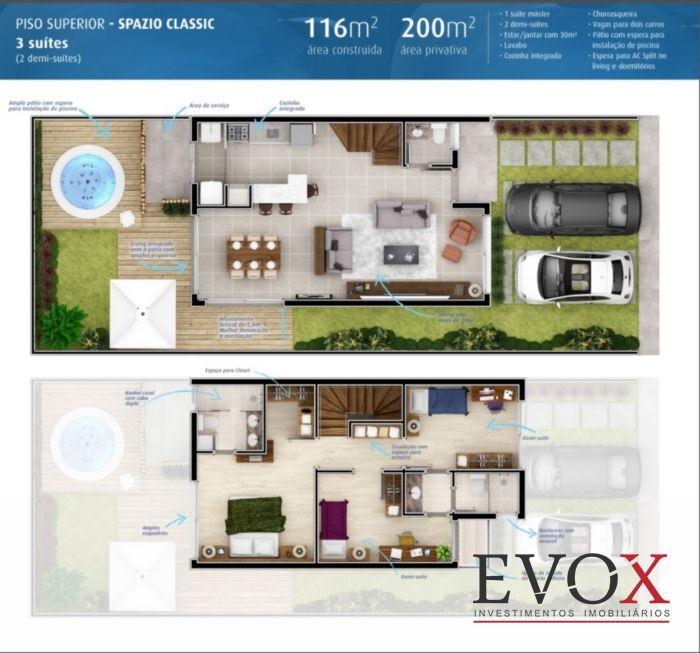 Evox Imóveis - Casa 3 Dorm, Protásio Alves - Foto 5