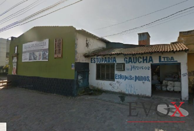 Evox Imóveis - Terreno, Niterói, Canoas (EV2150)