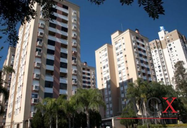 Apto 2 Dorm, Partenon, Porto Alegre (EV2268)