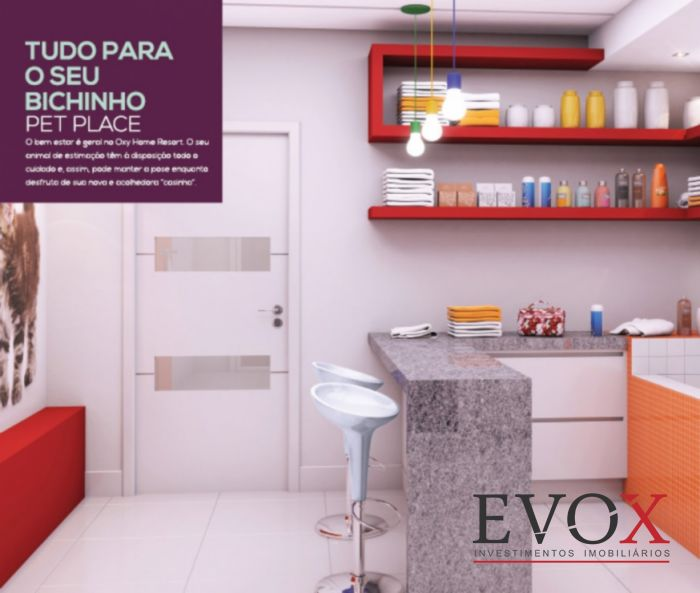 OXY Home Resort - Apto 2 Dorm, Camaquã, Porto Alegre (EV2305) - Foto 7