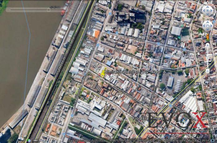 Evox Imóveis - Galpão, Floresta, Porto Alegre - Foto 2