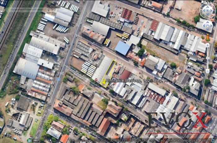 Galpão, Floresta, Porto Alegre (EV2389) - Foto 3
