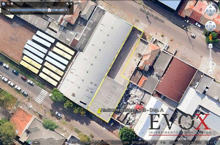 Evox Imóveis - Galpão, Floresta, Porto Alegre