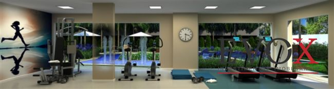 Olympic Home & Resort - Apto 2 Dorm, Jardim Botânico, Porto Alegre - Foto 21