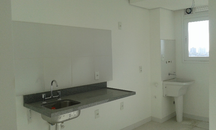 Vida Viva Clube Moinho - Apto 2 Dorm, São João, Porto Alegre (EV1317) - Foto 16