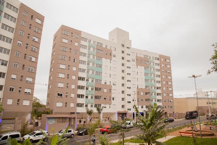 Domingo - Apto 2 Dorm, Azenha, Porto Alegre (EV1610)