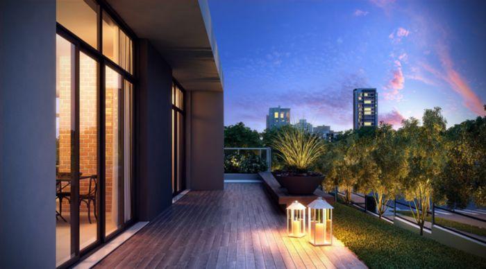 FWD Design Residence - Apto 1 Dorm, Jardim Botânico, Porto Alegre - Foto 27