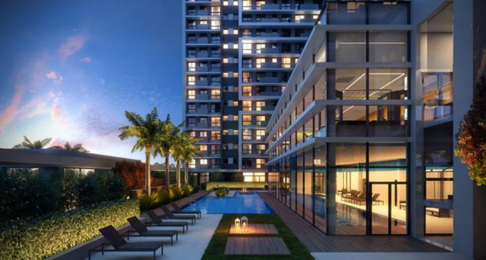 FWD Design Residence - Apto 2 Dorm, Jardim Botânico, Porto Alegre - Foto 35