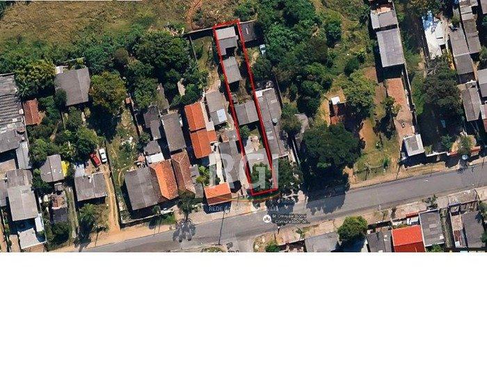 Terreno, Glória, Porto Alegre (EV2887)