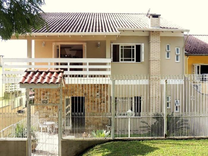 Casa 5 Dorm, Tarumã, Viamão (EV2943)