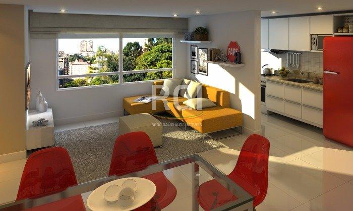 Paradise Boulevard - Apto 2 Dorm, Santa Tereza, Porto Alegre (EV2960)
