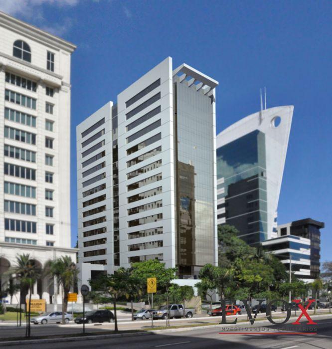 Capital Tower - Sala, Auxiliadora, Porto Alegre (EV512)