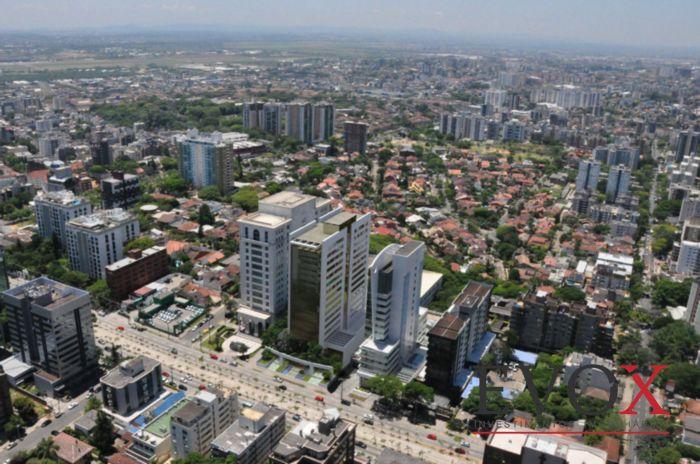 Capital Tower - Sala, Auxiliadora, Porto Alegre (EV512) - Foto 7