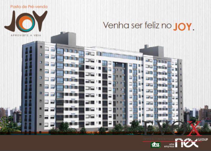 Joy - Apto 2 Dorm, Passo da Areia, Porto Alegre (EV557) - Foto 17