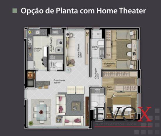 Evox Imóveis - Apto 3 Dorm, Petrópolis (EV616) - Foto 8
